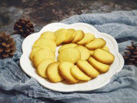 百香果曲奇饼干