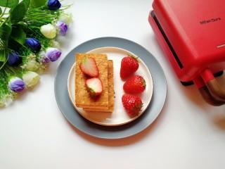全麦蔬菜三明治,搭配水果麦片什么的都可以。