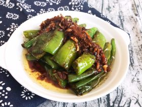 超级下饭菜  油焖尖椒