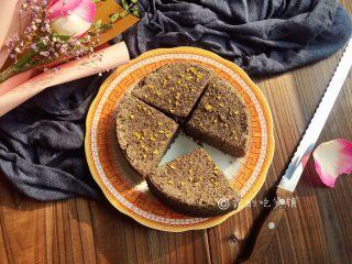 软糯可口的黑米糕