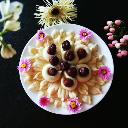 春天的花开了  枣花馒头
