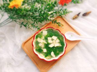 翡翠白玉羹+春天的味道