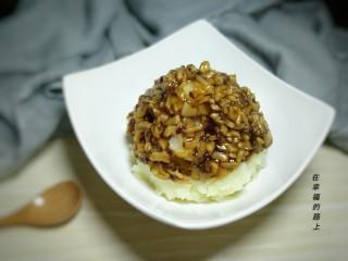 香菇土豆泥