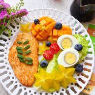 低卡健康完美早餐