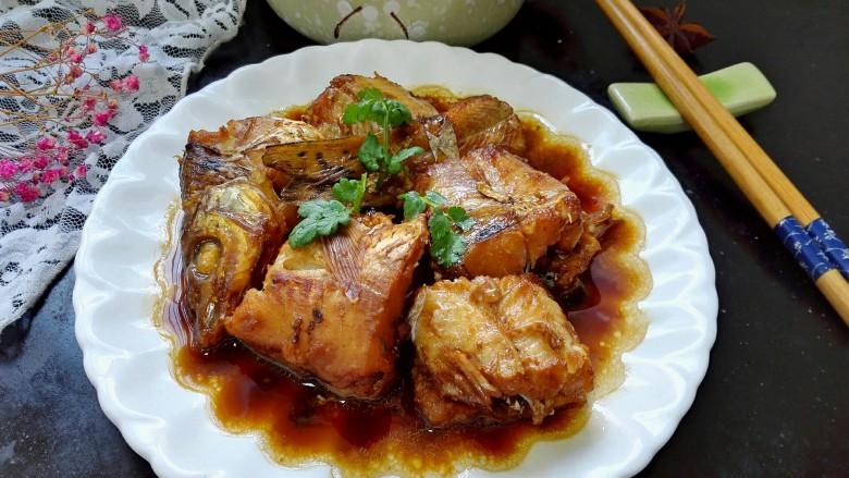红烧激浪鱼