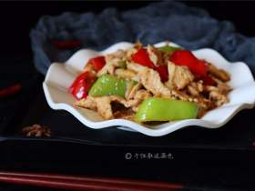 彩椒鸡胸肉