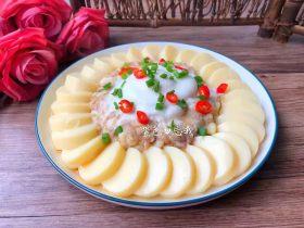 肉末日本豆腐