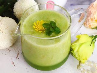 属于春天的果汁~羊角蜜香梨汁,美美哒