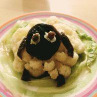 香菇菜花小绵羊