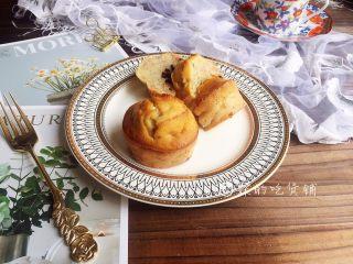 蔓越莓马芬  简单到极致的小白蛋糕