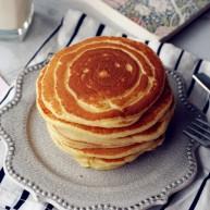 酵母版炼奶松饼