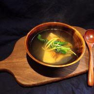 怀石料理-鲷鱼汤