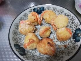 芝士凤尾虾