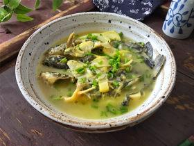 春笋汪丁鱼汤