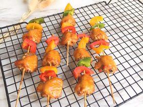 串串烤鸡翅