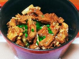 琺瑯鍋醬香肋排