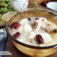 山药红枣老鸭汤
