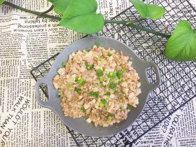头菜剁猪肉