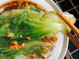 蚝油生菜,脆脆的,鲜鲜的