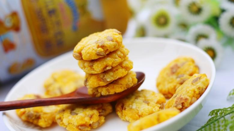 瓜子仁米饼