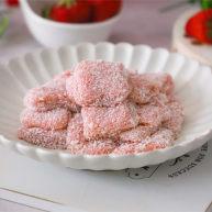 椰蓉草莓麻糬