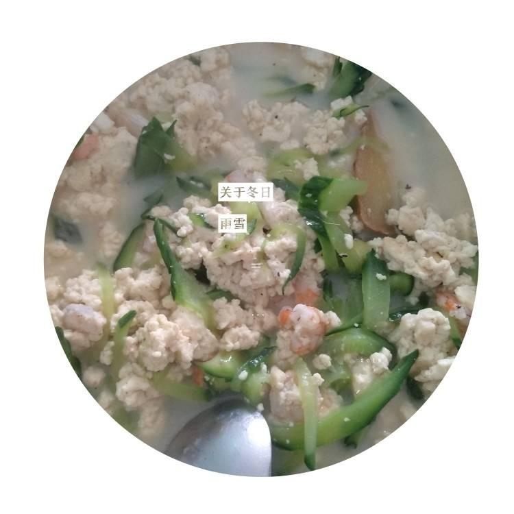 清淡海鲜小豆腐