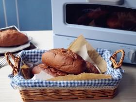 巧克力坚果面包