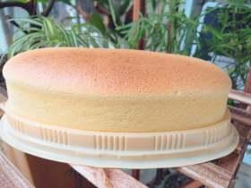 空气感轻乳酪蛋糕