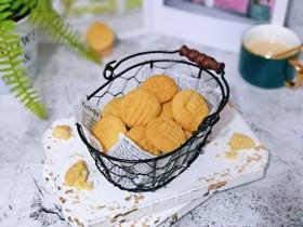 杏仁薏米曲奇饼干