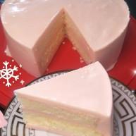 奶油生日蛋糕(無需抹面)