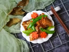 荷兰豆黄鱼干