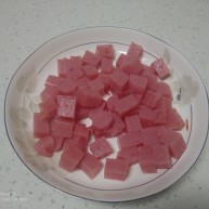 西红柿凉糕