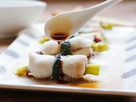 蔬菜鱼肉卷