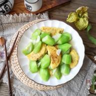 蛋饺烩丝瓜