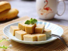 酸奶香蕉蒸糕