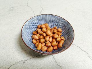 红枣花生黑小米粥,花生30g
