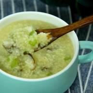 小米粥加上这两种东西,让宝宝吃饭更香,不感冒