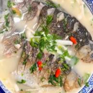 鲫鱼菌菇汤