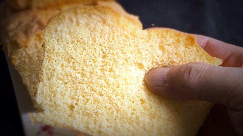 纯玉米粉+玉枕蛋糕