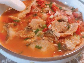 下饭一流的番茄鱼