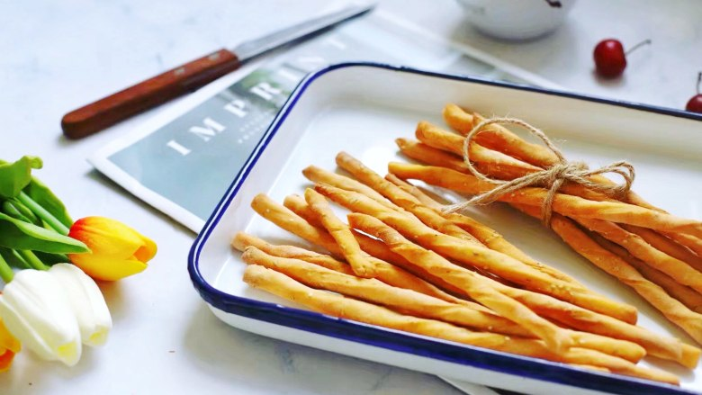 西红柿磨牙棒