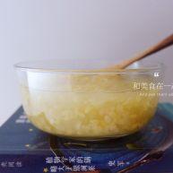 消暑甜品/冬瓜绿豆爽