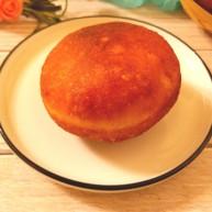 炸红豆沙馅酸奶面包
