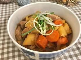 马铃薯燉肉