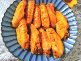 压力锅焖奥尔良肉酱鸡翅