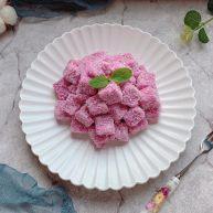 火龙果酸奶冻