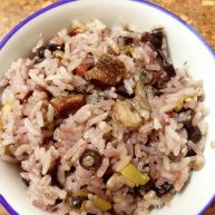 长豆饭(豇豆角饭)