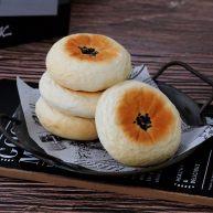 日式蜜豆面包