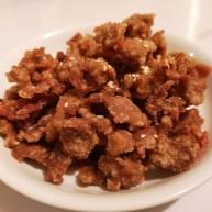 椒盐小酥肉