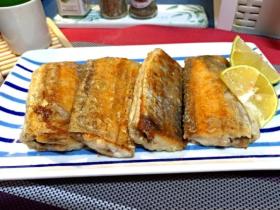 香柠乾煎白带鱼